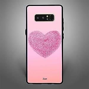 Samsung Galaxy Note 8 Soft Heart