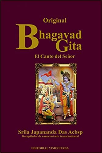El Bhagavad-gita Original: El Canto del Señor: Amazon.es ...