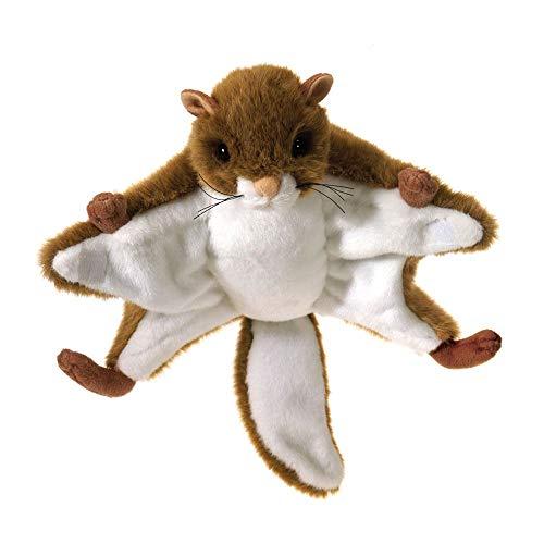 Plush Flying Squirrel - Wildlife Tree 9 Inch Flying Squirrel Plush Stuffed Animal