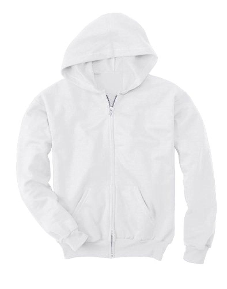 Sweatshirt Hanes Youth Comfortblend EcoSmart Full-Zip Hood 7.8oz