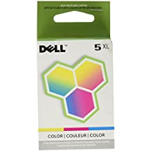 Dell Computer M4646 5 High Capacity Color Ink Cartridge for 922/924/942/944/946/962/964