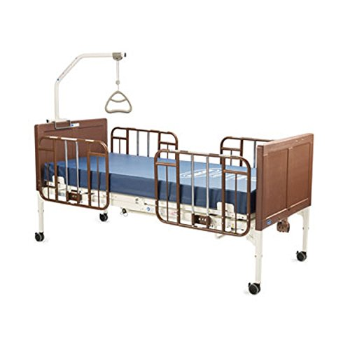 Bed Standard Invacare Hospital - Invacare - G-Series Bed Pkg: G5510 - two sets of G30
