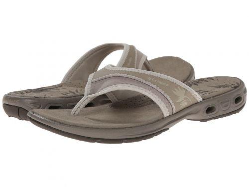Columbia(コロンビア) レディース 女性用 シューズ 靴 サンダル Kambi(TM) Vent - Silver Sage/Stone [並行輸入品]