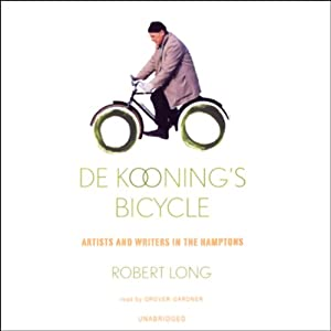 De Kooning's Bicycle Audiobook