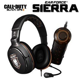 Turtle Beach Call of Duty Black Ops II Sierra Headset -Xbox 360 by Turtle Beach