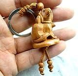 Best Three Keys Jewelry Friend Black Rings - Dunnomart Three-Dimensional Engraving Keychain Lifelike Zodiac Signs Keyring Review