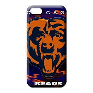 iphone 5c Shock Absorbing Pretty Skin Cases Covers For phone mobile phone back case Chicago Bears nfl football logo
