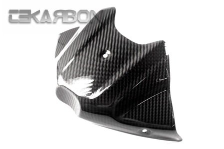 2011 - 2014 Triumph Speed Triple Carbon Fiber Front Tank Cover