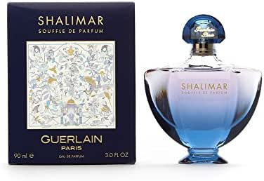 Guerlain Shalimar Souffle De Parfum EDP Spray for Women, 3 Ounce