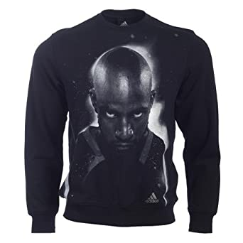 adidas pull noir homme