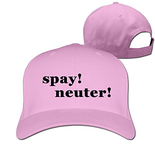 SPAY! NEUTER! Adjustable Baseball Caps - Neuter Magnet