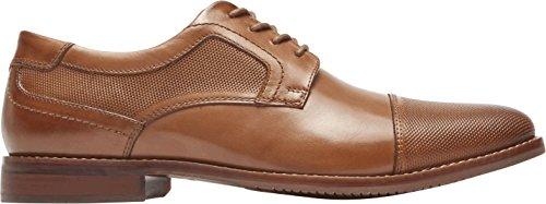 Cognac Sp Blucher Rockport Chaussures Cap Hommes z5cfzFwxqX