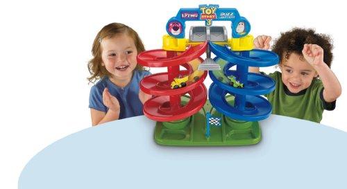 Fisher Price Disney Pixar Spiral Speedway