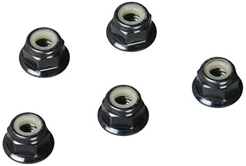 Price comparison product image Tamiya 53162 Anodized Flange Locknut 49 (5)