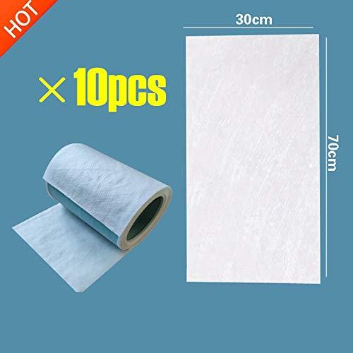 NO LOGO L-Yune, 10 UNIDS HEPA Antibacteriano Anti-Polvo de algodon for Philips xiaomi purificador de Aire 2/1 / Universal Filtro de Aire Acondicionado de algodon