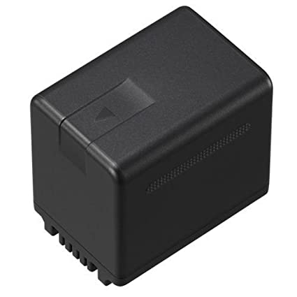UK Batteria per Panasonic HC-V10 HC-V100 VW-VBK360 3.7 V ROHS