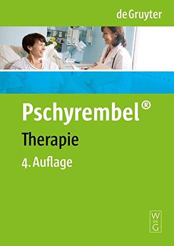 Pschyrembel Handbuch Therapie