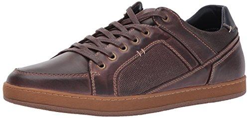 Steve Madden Mænds Palis Mode Sneaker Mørkebrun zovvXz7tCt