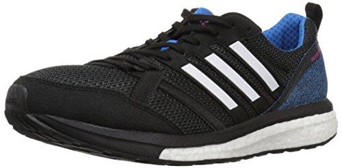 Blue Femme Adidas Tempo Adizero 9 Black white bright 0tZPtqw