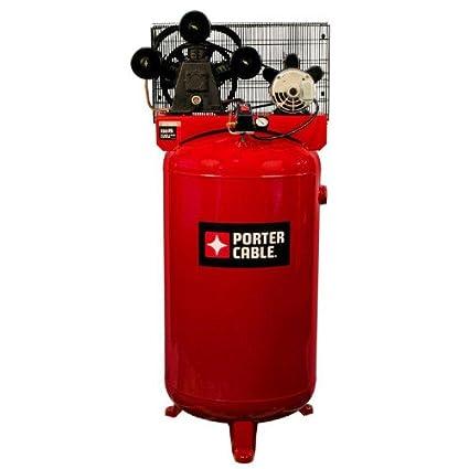 Porter Cable pxcmla4708065 80-gallon sola etapa estacionaria Compresor De Aire