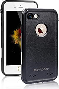 New Meritcase Waterproof Case for Iphone 7/8 - White