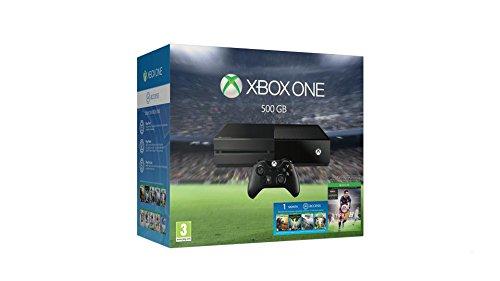 Xbox One – Pack de consola 500 GB + FIFA 16