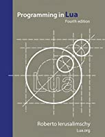 Programming in Lua, 4th Edition Front Cover