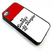 Daddy's Lil Monster - Harley Quinn Iphone Case