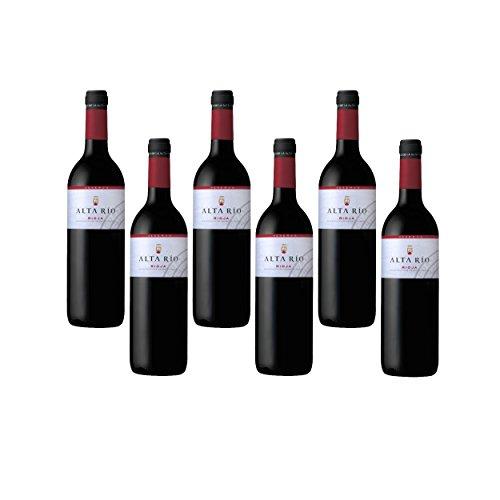Alta Rio Reserva 2010 - spanischer Rotwein - Tinto - trocken - D.O.C. Rioja - 100% Tempranillo - 6 Flaschen