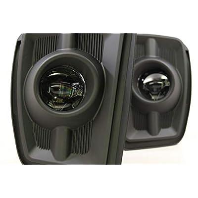Morimoto XB LED Vertical 5500K Fog Lights Compatible with 2013-2020 Dodge Ram 1500 LF291: Automotive