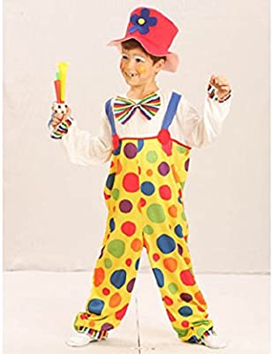 Boys Toys - Disfraz Payaso Sombrero 10-12: Amazon.es: Juguetes y ...