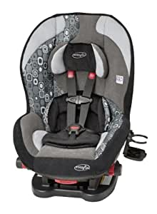 Evenflo Triumph 65 LX Convertible Car Seat, Easton (Discontinued by Manufacturer)