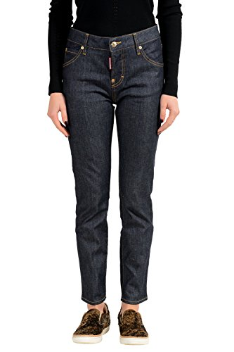 Dsquared2 Cool Girl Jean Medium Wash Skinny Women's Jeans US XS IT 38