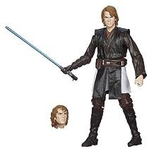 Star Wars The Black Series Anakin Skywalker Figure - 6 Inch