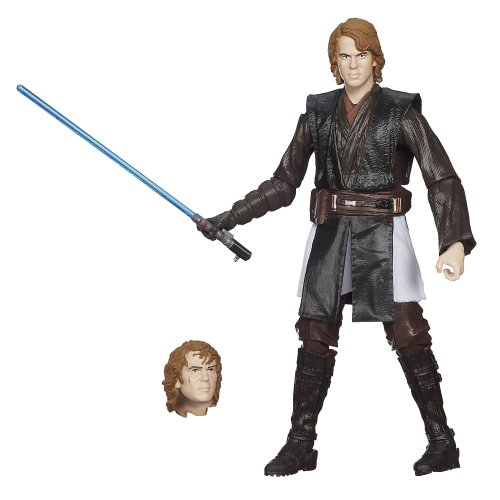 (Star Wars The Black Series Anakin Skywalker Figure - 6 Inch )