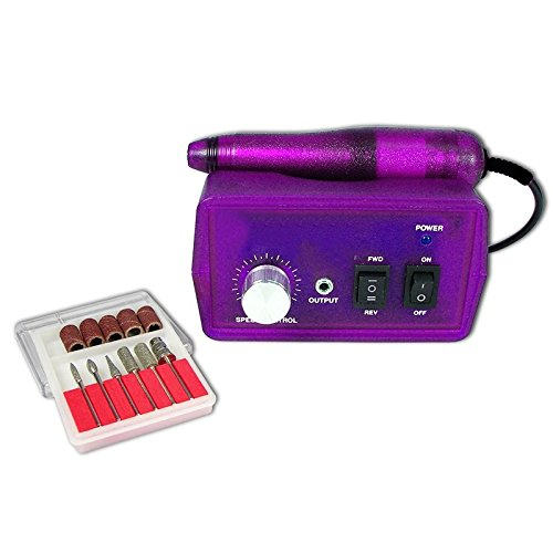 Pro. Electric Nail File MANIPRO KUPA Razzberry (20K) 110 V