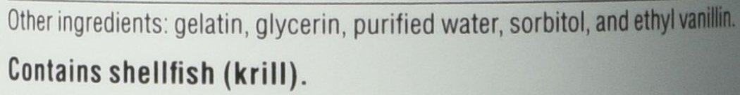 Neptune Krill Oil (NKO) 1000 mg 60 SoftGels