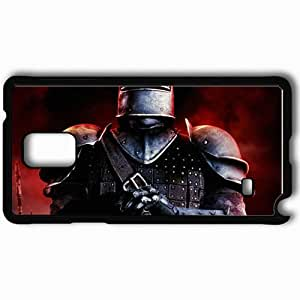 Personalized Samsung Note 4 Cell phone Case/Cover Skin Armies Of Exigo Black