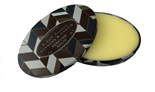 K. Hall Printed Solid Perfume (Cypress and Cassis)