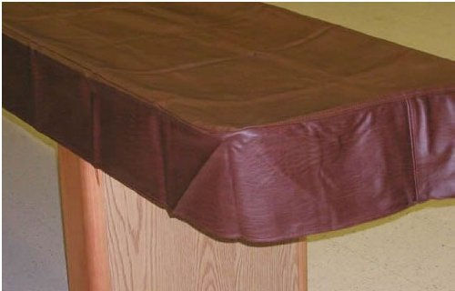 Championship 22' Shuffleboard Table Cover - Brown by Championship