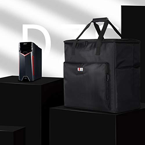 96360382f589 BUBM Desktop PC Computer Travel Storage Carrying Case Bag for ...