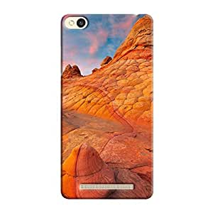Cover It Up - Sandstone Rocks Redmi 3s Hard Case
