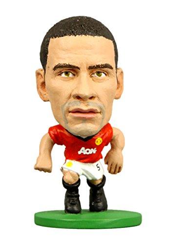 Soccer Starz - Man Utd Rio Ferdinand - Home Kit (2014 Version) (legend) /