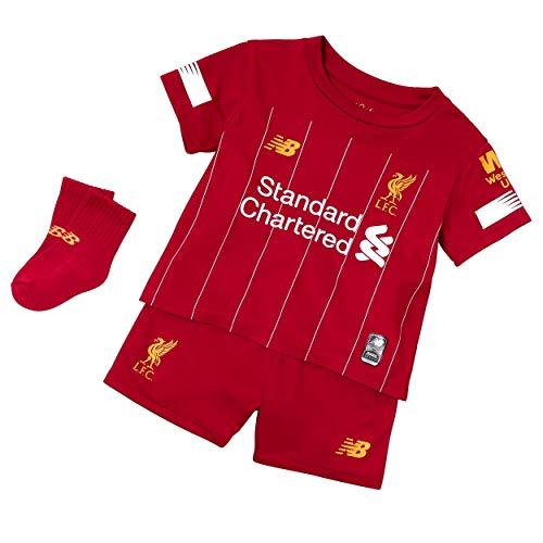 Liverpool FC Home Kit 2019/2020 Red Baby Boys Soccer Kit LFC - Kit Boys Football