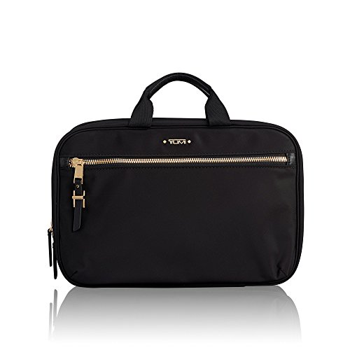 (TUMI - Voyageur Madina Cosmetic Bag - Luggage Accessories Travel Kit for Women - Black)