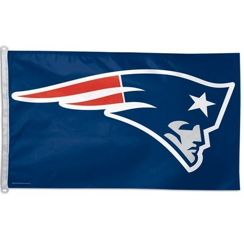 NFL New England Patriots Flag with Grommets by Wincraft by