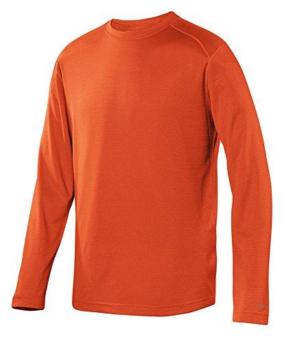 Sensor Tee (Terramar Body Sensors Helix Mountain Long Sleeve Tee Shirt - Men39;s)