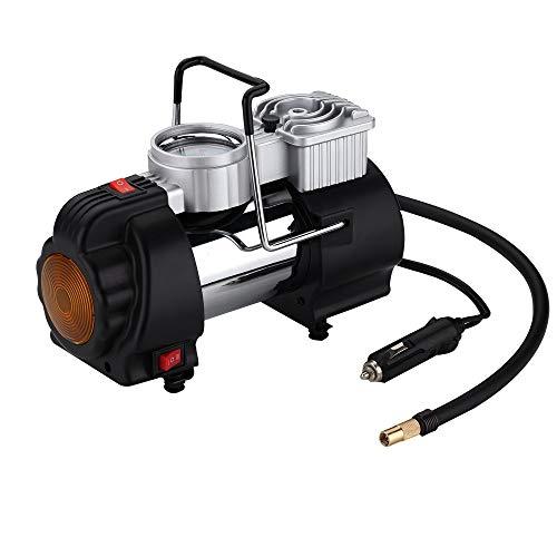 Multi-Function Pump Portable,12V Tire Special Air Pump Car Supplies