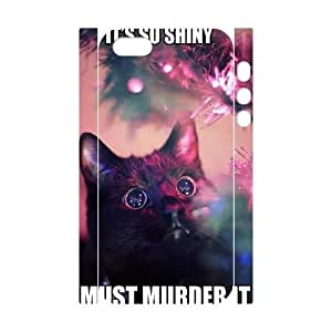 Cat DIY 3D Phone Case for iPhone ipod touch4 LMc-85889 at LaiMc