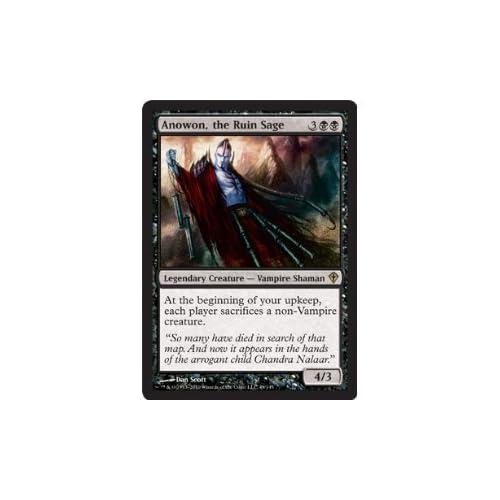 Magic: the Gathering - Anowon, the Ruin Sage - Worldwake by Magic: the Gathering
